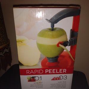 Peeler machine brand new